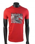 Hugo-Boss-T-Shirt-Rouge-6-0