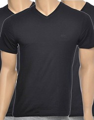 Hugo-Boss-lot-de-3-V-Neck-T-Shirt-Homme-0-2