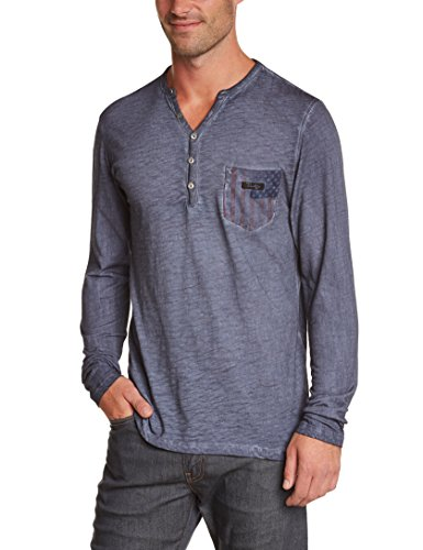 Japan-Rags-Bridig-T-shirt-Manches-longues-Homme-0
