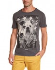 Japan-Rags-Doggy-T-shirt-Manches-courtes-Homme-0