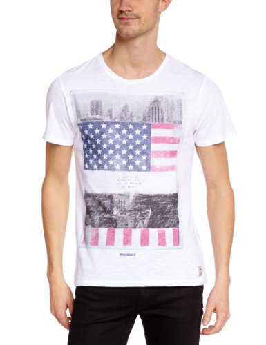 Japan-Rags-HINACIMC-T-shirt-Manches-courtes-Homme-0