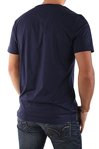 Lacoste-HOMME-Tee-Shirts-Manches-Courtes-TH6604-BLEU-MARINE-0-0