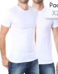 Levis-T-Shirt-Pack-Col-Rond2-Blanc-0