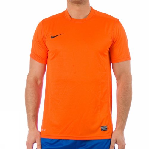 Nike Ss Top 448209 815 Homme Tee Shirt Manche Courte Football Orange
