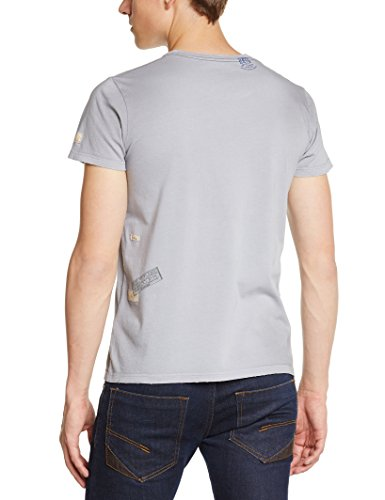 Pepe-Jeans-Insignia-T-shirt-Uni-Manches-courtes-Homme-0-0