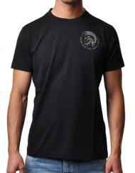 T-shirt-Diesel-Copper-Noir-0